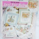 Just for Baby the Big Book 101 cross stitch patterns Good Natured Girl booklet
