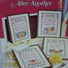 Gloria & Pat One Nice Thing After Another cross stitch patterns faith love