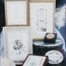 Stoney Creek Two Hearts Together wedding samplers cross stitch patterns
