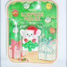 Avon Surpirse Mouse pin sealed in package new old stock Christmas package