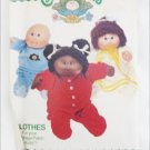 Cabbage Patch Kids Butterick clothes pattern 6507 UNCUT