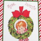 Cross stitch booklet Angel Dumplin 10 designs Gloria & Pat book 20