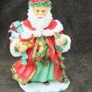 Old World Santa English Christmas Bronson Collectible figurine