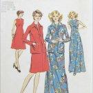 Simplicity 6559 misses dress gown jacket sizes 14 & 16 pattern