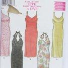 Simplicity 6035 misses summer dress 5 variations sizes 8 10 12 14 16 18