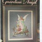 Leisure Arts 2091 Guardian Angel cross stitch leaflet