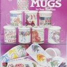 American School of Needlework 3573 Mugs by Sam Hawkins cross stitch