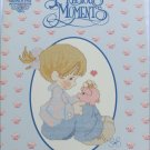 Precious Moments PM46 You Can Bank On Me cross stitch booklet