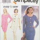 Simplicity 8170 misses dress sizes 18 20 22 UNCUT pattern