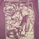 Missouri River Boat man shirt pattern Folkwear 1978 sizes XS S M L