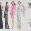 Butterick 6871 misses top skirt dress scarf size 18 20 22 UNCUT pattern Kathy Ireland