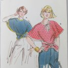 Viking Sewing pattern tie around top sizes XS S M L UNCUT pattern