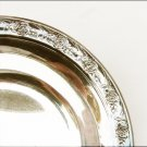 Reed and Barton Classic Rose silver plate bon bon bowl