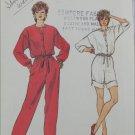 Vogue 8629 misses jumpsuite sizes 12 14 16 pattern