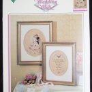 Wedding Waltz cross stitch patterns Cheri Miller Color Charts