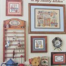 In My Country Kitchen cross stitch pattern Lynn Waters Busa design