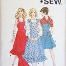 Kwik Sew 550 sundress pattern UNCUT misses sizes 5 7 9 11 knits or woven fabric