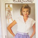 Simplicity 7455 misses pullover dress or top UNCUT pattern sizes 16 18 20