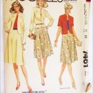 McCall 7461 misses simple  jacket skirts size 16 bust 38 UNCUT pattern