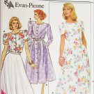 Butterick 3795 misses top & skirt UNCUT pattern size 16 Evan Picone design