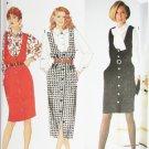 Simplicity 9907 misses jumper & blouse size 16 18 20 22 24 UNCUT pattern