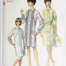 Simplicity 7007 misses dress size 12 bust 32 vintage 1967 pattern missing cuff