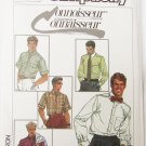 Simplicity 7015 man shirt size 42 with 16 neck UNCUT pattern no directions