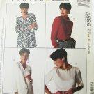 McCall 5586 misses blouses sizes 14 16 18 UNCUT pattern