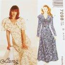 McCall 7098 misses dress pattern UNCUT sizes 8 10 12