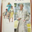 Simplicity 9482 misses coat jacket dress skirt blouse UNCUT pattern size 16