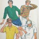 Butterick 4234 man's T shirt stretch knit only size 44 UNCUT pattern