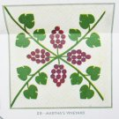 Martha's Vineyard quilt pattern Sterns Foster Mountan Mist design