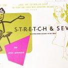 Ann Person Stretch & Sew 1100 men tank top UNCUT sizes 34 36 38 40 42 44 46 48