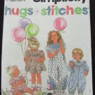 Simplicity 7643 toddlers jumpsuit dress sizes 1/2 1 2 pattern