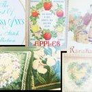 Best of Vanessa Ann Cross stitch collection designs hardcover book