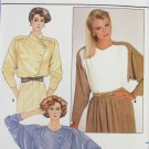 Butterick 3591 misses blouse 14 UNCUT pattern