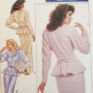Butterick 6685 misses top & skirt sizes 12 14 16 UNCUT pattern