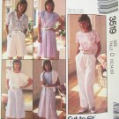 McCall 3519 misses skirt culotte pants sizes 12 14 16 UNCUT pattern
