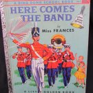 Here Comes the Band 1956 Miss Frances Ding Dong School vintage as is