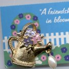 "Avon's ""you're My Favorite Hobby' Scatter Pin"