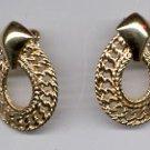 Avon  Tailored Career Clip Earrings