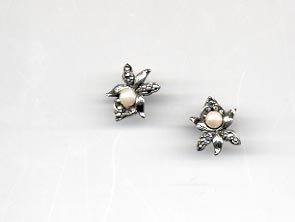 Avon Romantic Blossom Pierced Earrings