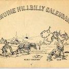 1985 Genuine Hillbilly calendar