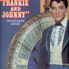 Elvis in  Frankie and Johnny soundtrack album