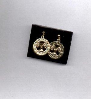 Avon sign of the Zodiac pierced earrings- Aries