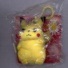Pokemon Plush Clip- Ons Zipper Pull- Pikachu