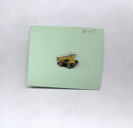 Trans Am    hat (lapel ) pin (#47)
