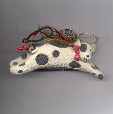 Avon Angel Pet Ornament- Dog