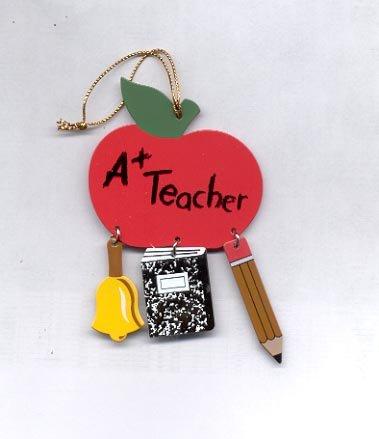Avon You're Special Ornament- Teacher