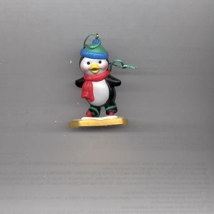 Avon Frosty Treats Ornament- Penguin